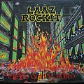 Other Collectable - Laaz Rockit - City´s gonna burn vinyl