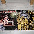 "Iron Maiden - Double 12"" Maxi Women in uniform + Twilight zone Tape / Vinyl / CD / Recording etc"