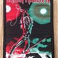 Iron Maiden patch/bootleg