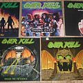 Other Collectable - Overkill Vinyl collection