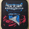 Vulture small woven patch