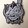 Motörhead (Snaggletooth)/Chief Wahoo Patch