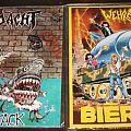 Other Collectable - Wehrmacht - Shark Attack & Beermächt Vinyl