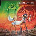 Other Collectable - Iron Angel - Hellish Crossfire Vinyl