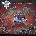 Other Collectable - Mortal Sin - Mayhemic destruction vinyl