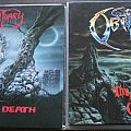 Other Collectable - Obituary - Cause of death + The end complete vinyl