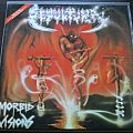 Other Collectable - Seputltura - Morbid Visions (with Bestial Devastation) vinyl