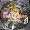 Iron Maiden - Piece of mind Picture vinyl Tape / Vinyl / CD / Recording etc