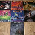Other Collectable - Megadeth Vinyl collection