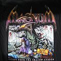 Magnum Escape from the shadow garden tour shirt