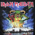Iron Maiden London O2 event shirt