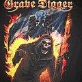 Grave Digger Tour shirt