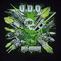 "TShirt or Longsleeve - U.D.O., ""Rev-Raptor"" tour tee"