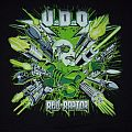 "TShirt or Longsleeve - U.D.O., ""Rev-Raptor"" tour tee"