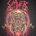 Slayer summer tour shirt