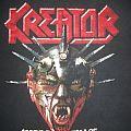 Kreator tour shirt
