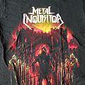 Metal inquisitor Ultima Ratio Regis shirt