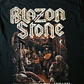 Blazon Stone Hymns of Triumph and Death shirt