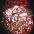 Kreator Gods of Violence tour shirt