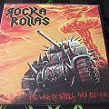 Rocka Rollas The war of Steel Has Begun vinyl