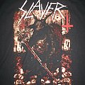 Slayer tour shirt