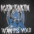 Iced Earth Ice Devil Fan Club shirt