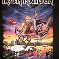 Iron Maiden London event shirt