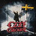 Ozzy Scream tour shirt