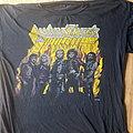 Judas Priest Turbo tour shirt