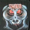 Sword - TShirt or Longsleeve - Sword Metalized shirt