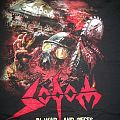 Sodom In War and Pieces shirt