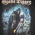 Grave Digger The Living Dead tee