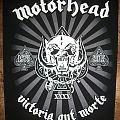 Motörhead Victory or Die BP Patch