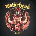 Motörhead Sacrifice shirt