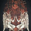 Hell Darkhangel tour shirt