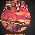 Anvil Hope in Hell tour shirt