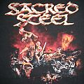 Sacred Steel - TShirt or Longsleeve - Sacred Steel Hammer of Destruction T-shirt
