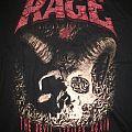 Rage The Devil Strikes Again shirt