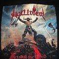 Skullview MetalKill the world shirt