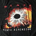 Blaze Tenth Dimension tour shirt