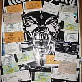 Motörhead tickets Other Collectable