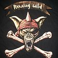 Running Wild tour shirt