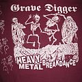 Grave Digger Heavy Metal Breakdance LS TShirt or Longsleeve