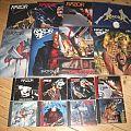 Razor album collection Tape / Vinyl / CD / Recording etc