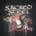 Sacred Steel - TShirt or Longsleeve - Sacred Steel Bloodshed Summoning shirt
