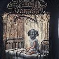 King Diamond tour shirt