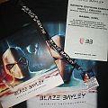 Blaze Bayley Infinite Entanglement vinyl pack Other Collectable