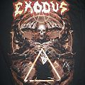 Exodus 2018 tour shirt