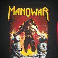 Manowar Louder than Hell tour shirt