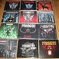 Paragon CD collection Tape / Vinyl / CD / Recording etc
